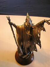 PEWTER WIND WIZARD BY JAMES LANE CASEY - 1986