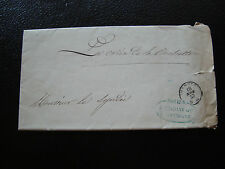 FRANCE - lettre 1857 (cy65) french