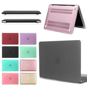 "Rubberized Case Cover For Apple MacBook Pro 13"" touch bar 2016 2018 2020/M1 2020"