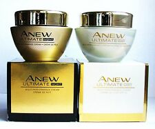AVON Anew Ultimate Multi-Performance 45+ : Tagescreme + Nachtcreme SET !