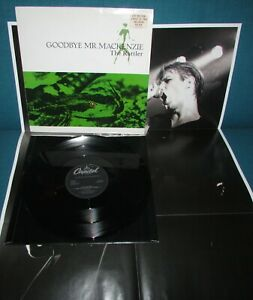 "GOODBYE MR. MACKENZIE The Rattler ORIG 1st UK CAPITOL 1989 12""  Shirley Manson"