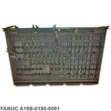 FANUC PCB-MEMORY 2KROM A16B-0190-0061
