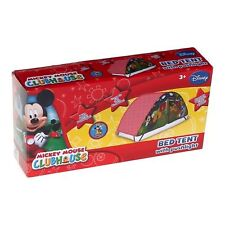 Disney Mickey Mouse Clubhouse Bed Tent & Push Light NEW! Pluto, Donald, Goofy