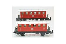 N 1:160 2x Arnold Rapido vagones pasajero München L7183 passenger cars