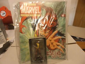 CLASSIC MARVEL FIGURINE COLLECTION ISSUE 192 WOLFSBANE BAGGED  MINT UNOPENED