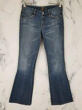 7 for all Mankind by Jerome Dahan 27 Light Wash Flare Jeans Style U130061U-061U