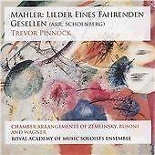 MAHLER, LIEDER EINES FAHRENDEN GESELLEN, 12 TRACK SACD ALBUM FROM 2015, (MINT)