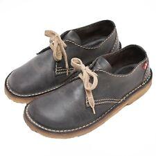 Duckfeet Original Danish Men's Jylland Gray Leather Derby Shoe Sz 44 US 10.5-11