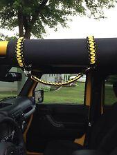 Paracord Grab Handles For Jeep Wrangler 2 door 1990-2006