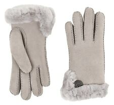 UGG Gloves Bailey Side Vent Seal Lg NEW $160