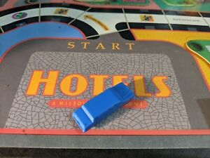 Hotels Milton Bradley Board (1987) - Game Replacement Parts
