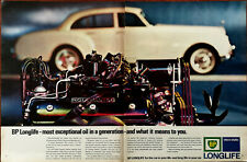 More details for bp longlife most exceptional oil in a generation & what it means to you ad 1965
