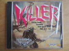 Killer - Metalmania - CD Neu & OVP