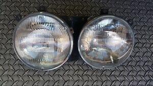 Bentley Eight Turbo R Mulsanne S headlight buckets left side  complete