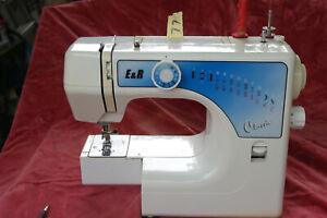 E & R Classic Electric Sewing Machine.