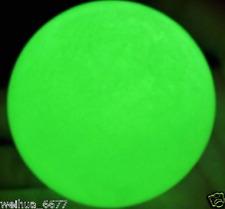 100MM+SAND Glow White Jade Stone Glow green In The Dark Stone Ball HealingAAA