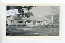 Norwell MA Mass Capeway Motel, Washington Street, Mr. & Mrs. W.F. Dolan, 1950's?