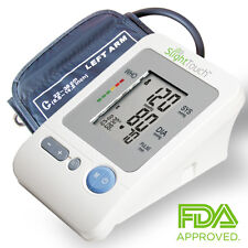 Slight Touch Fully Automatic Upper Arm Digital Blood Pressure Monitor ST-401