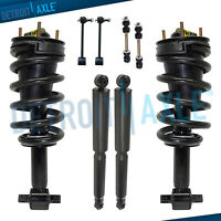 Chevy Suburban 1500 Yukon XL Struts & Shocks & Sway Bars for All Front and Rear