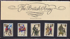 GB 1983 BRITISH ARMY UNIFORMS PRESENTATION PACK No.145