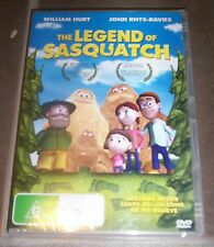The Legend of Sasquatch - William Hurt, John Rhys-Davies - NEW / SEALED - R4