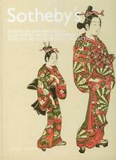 Sotheby's Japanese Prints Books Paintings Stoclet Collection HC 2004
