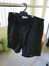 Assos DB Dopo Bici Track Shorts DB.21 XLG (XXL) After Bike Casual Wear AS NEW