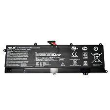 Bateria para portátil  Asus C21-X202,  X201E, X202E, S200