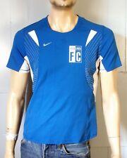 euc Nike dri fit Blue White Alliance FC Soccer Jersey Football sz Youth M