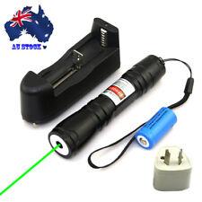 S6 High Power 1MW Green Laser Pointer Red Lazer Pen Blue Violet Laser Beam AU