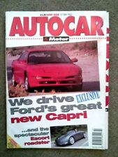 AUTOCAR MAGAZINE 27-MAY-92 - Porsche 968, Alfa 155, Ford Probe, Jaguar XJS 4.0