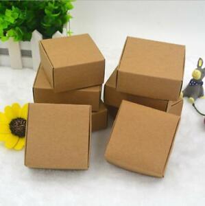 Multi-sized Corrugated Cardboard Carton Shipping boxes 25 pcs pack bulk