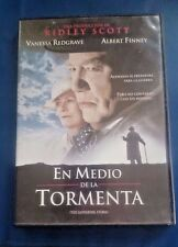 The Gathering Storm DVD in Espanol Spanish En Medio De la Tormenta