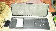 80S PEAVEY PFC-5 POWERED PEDALBOARD case FREE USA SHIPPINg xx clean