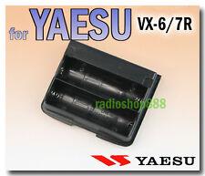 Battery Case for YAESU VX-6R VX-7R VXA-710 FBA-23 (21-25)