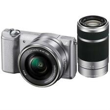 Sony α5000 E-mount Camera with APS-C Sensor( almost bnew) with extra lens (bnew)