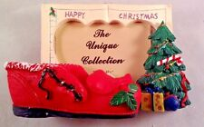 Christmas Tree 3D Photo Frame Trinket tray shoe  The Unique Collection NEW