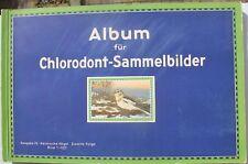 20254 CHLORODONT Sammel Bilder Album IV Heimische Vögel 2 Bild 1-120 1938 birds