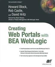 Creating Web Portals with BEA WebLogic-ExLibrary