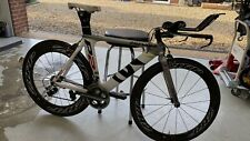 Cervelo P2 TT Time Trial/Triathlon Bike 51cm Frame - High Spec