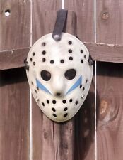 Jason Voorhees Dirty Roy Custom Hand Painted Mask Friday 13th- High Quality Pvc