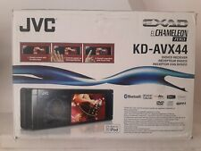 Autoradio JVC KD-AVX44 NUOVA exad elchameleon zero bluetooth ipod touch pad