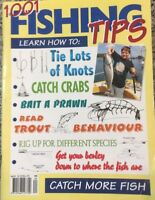 1001 FISHING TIPS The Collected Wisdom Of A 1000 OLD SALTS