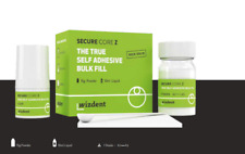 5 X Pidilite Wizdent Secure Core Z True Adhesive P/L 15gm/10ml Long Expiry