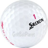 100 Srixon Soft Feel AAA+ Used Golf Balls 3A Good Quality