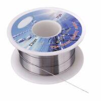 Enrouleur/Bobine Pr Fil de Soudure Dia 0.3mm 63% Etain 37% Plomb Colophane Outil