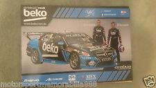 2014 EREBUS BATHURST POSTER V8 Supercars WILL & ALEX DAVISON MERCEDES
