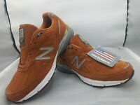 Men's NEW BALANCE Sz 12 990 990v4 BURNT ORANGE M990JP4 RUNNING JUPITER KITH