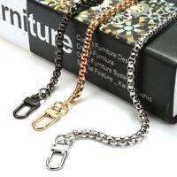 120cm Metal Purse Chain Strap Handle Shoulder Crossbody Bag Handbag Replacement