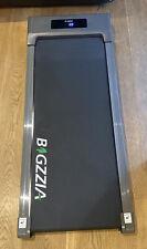 Motorised Treadmill, Under Desk, Portable For Walking/Running, Slim, byBigzzia